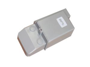 CLONIX 2E внешний радиоприемник, до 128 пультов, 433МГц, напряжение 12-28В